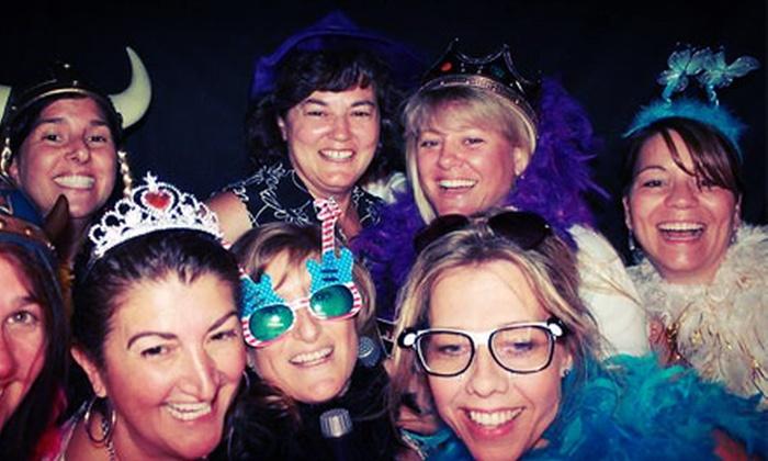SillyShotz Photobooth Company - Merrifield: $125 for $300 Toward a Three- or Four-Hour Photobooth Rental Package from SillyShotz Photobooth Company