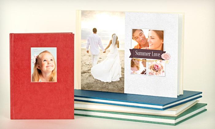 Photobook Canada: $29 for $100 Worth of Customized Photo Books from Photobook Canada