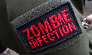 Zombie Infection: Three-Hour Zombie Survival Experience on 1 October - 17 December at Stanley Tools Factory (Up to 42% Off)