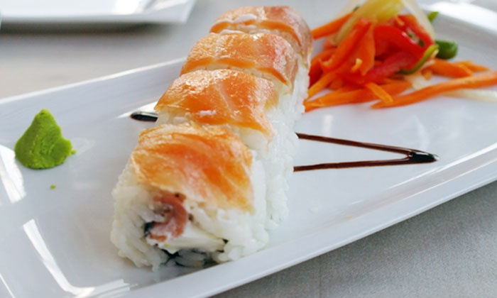 Sky Asian Bistro - Pineville: $12.50 for $25 Worth of Sushi and Asian Fusion Entrees at Sky Asian Bistro