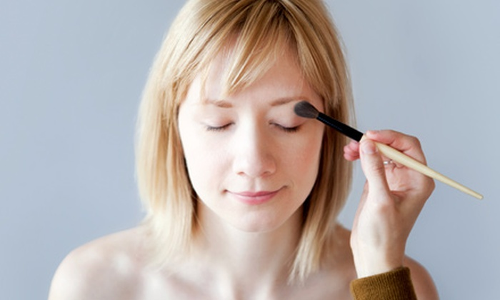 Branford Academy of Hair & Cosmetology - Branford: Three Hot-Stone or Microdermabrasion Facials or One Makeup Course at Branford Academy of Hair & Cosmetology (Half Off)