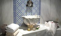 Moroccan Bath with Optional Mani-Pedi for One or Two at Real Touch Beauty Centre (Up to 56% Off)