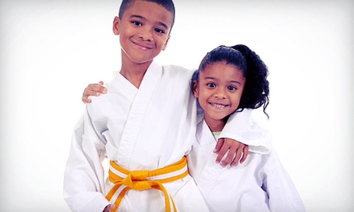 Master Chong's World Class Tae Kwon Do - Multiple Locations: 10 or 16 Martial-Arts Classes at Master Chong's World Class Tae Kwon Do (Up to 88% Off)