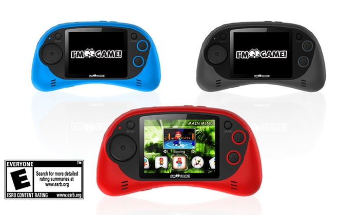 I'm Game Handheld Game: $29.99 for an I'm Game Handheld Game ($69.95 List Price). Multiple Colors Available. Free Shipping and Returns.