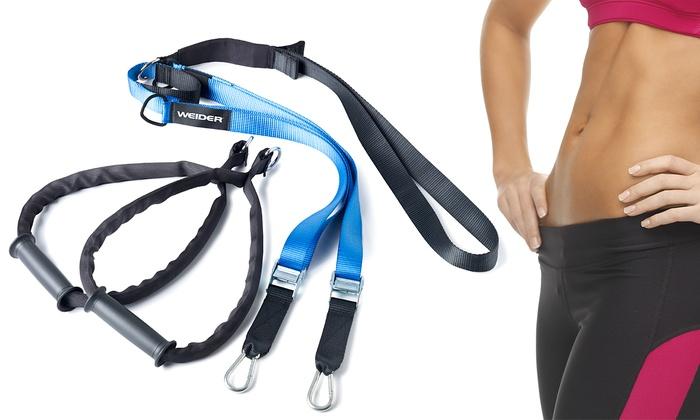 Weider Suspended Body Weight Trainer