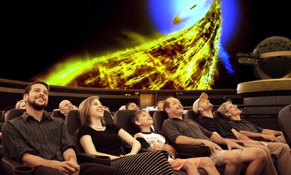 image for Planetarium Admission for Two or Four or Museum Family Membership to Vanderbilt Museum (Up to 55%Off)