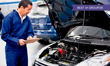 Car Air-Conditioning Service With Re-Gas for £26 at Perivale Motor Repairs (London)