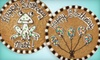 Great American Cookies - Northpark Mall: $13 for a 12-In. Round Cookie Cake at Great American Cookies ($24.99 Value)