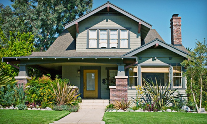 Clean-Tech - Oak Forest: Pressure Washing on a One- or Two-Story Home with House Wax from Clean-Tech (Up to 65% Off)