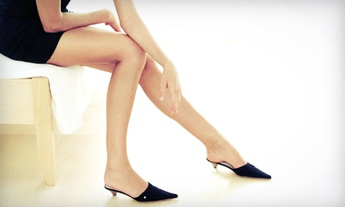 Permanent Cosmetic Solutions - North Brunswick: Two or Four Laser Spider-Vein Removal Treatments at Permanent Cosmetic Solutions (Up to 89% Off)