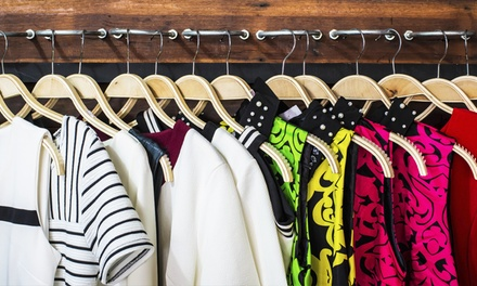 50% Off Women's Consigned Clothing from Upscale Resale