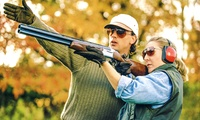 Clay Shooting Experience for One or Two at Kelly Country Sports (Up to 57% Off)