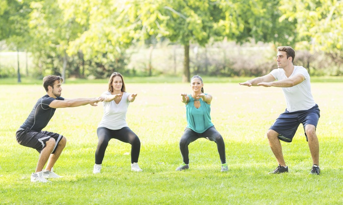 Bars, Bells, & Boxes - Shreveport / Bossier: Four Weeks of Unlimited Boot-Camp Classes at Bars, Bells, & Boxes (65% Off)