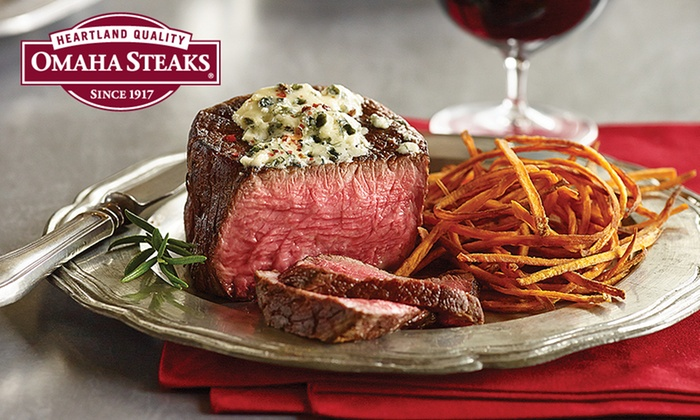 Omaha Steaks: Holiday Packages from Omaha Steaks (Up to 72% Off)