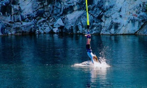 Xcelerated Adventures: $499 for a Three-Day Bungee Jumping and Rafting Trip to Canada from Xcelerated Adventures ($599 Value)