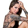 Buono per tatuaggio di varie dimensioni
