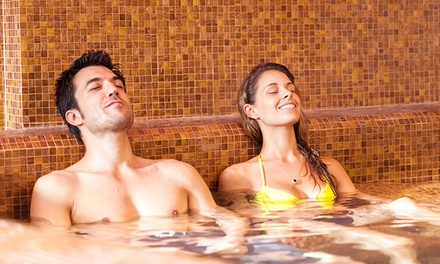 Up to 51% Off 1 Hour Private Hot Tub Session at Elements Hot Tub Spa
