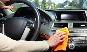 Fahrzeugaufbereitung Dietsch: Pkw-Komplettreinigung mit Ozonbehandlung, optional plus Check-up, bei Fahrzeugaufbereitung Dietsch (bis zu 56% sparen*)