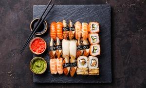 Ristorante Giapponese Fujisan: Menu sushi all you can eat per 2 o 4 persone al Ristorante Giapponese Fujisan in centro a Torino(sconto fino a 44%)