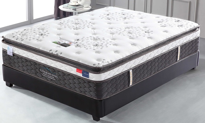 Platinum 6000 Series Pillow Top Mattress from £235