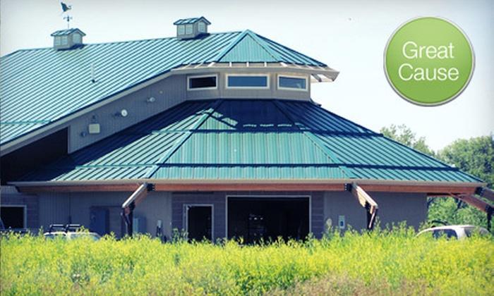 Montana Audubon Conservation Education Center - Southwest Corridor: $10 Donation for Compost Program