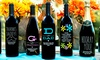 Miramonte Winery: Custom-Etched Bottle of Wine from Miramonte Winery
