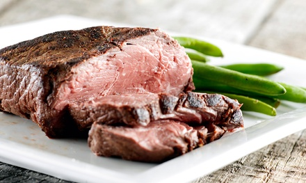 $22 for $40 Worth of Steak-House Cuisine at KC Prime