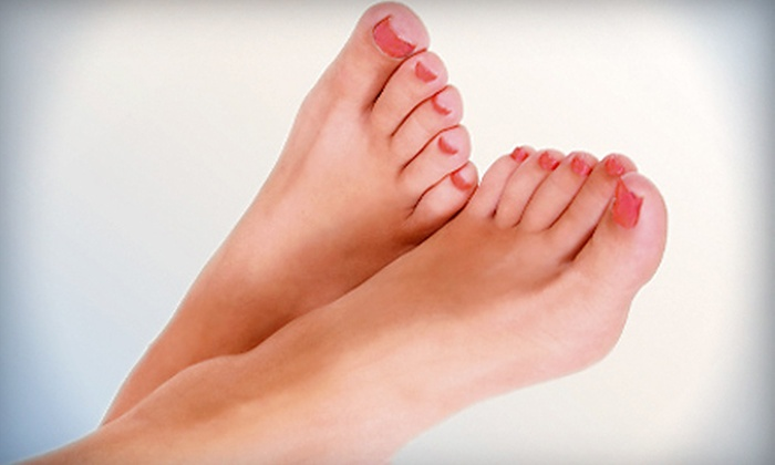 Laser Sculpture - Multiple Locations: Laser Toenail-Fungus Treatment for One or Both Feet at Laser Sculpture (Up to 75% Off)