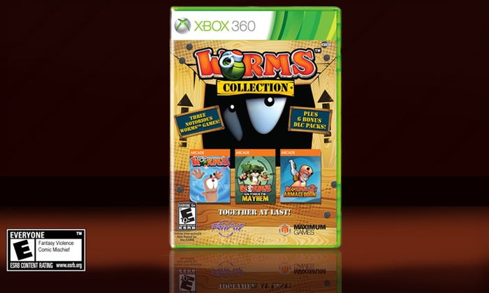 Worms Collection for Xbox 360: Worms Collection for Xbox 360. Free Returns.