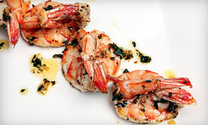 Rosso Italia - Boca Raton: Italian Dinner for Two or Four at Rosso Italia (Up to 56% off)