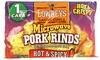 Lowrey's Microwaveable Pork Rinds (36–Pack) : Lowrey's Microwaveable Pork Rinds (36–Pack)