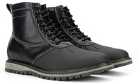 Deals on Harrison Mens Casual Duck-Toe Boots