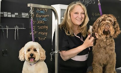 Dog Grooming at The Hairy Barker Inn & Spa (Up to 50% Off)
