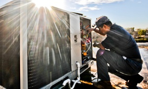 Airmasters Heating & Air Conditioning: $39 for an Air-Conditioning Tune-Up from Airmasters Heating & Air Conditioning ($139 Value)
