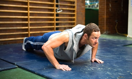 10 Boot-Camp Sessions or a Month of Unlimited Boot-Camp Sessions at NBS Fitness (Up to 83% Off)