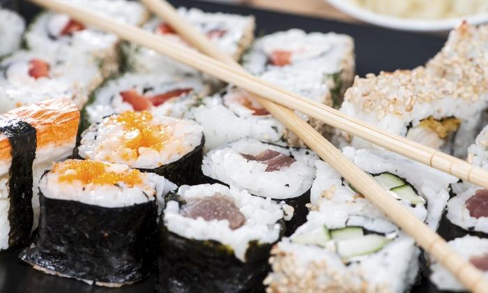 Ippo Sushi - Orange County: $7 for $10 Worth of Sushi — IPPO SUSHI