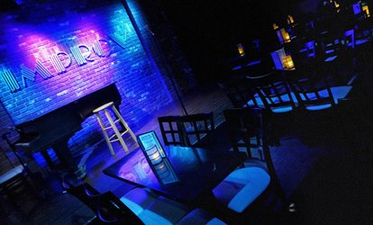 Standup Comedy Show and Tickets to a Future Comedy Show for Two or Four (Through September 30)