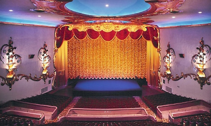 Crest Theatre - Downtown: $10 for a Movie for Two and Mini Popcorn at Crest Theatre (Up to $20 Value)