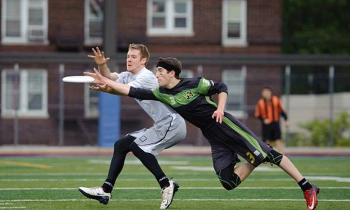New York Rumble - Union City: One or Three Tickets to New York Rumble Ultimate Frisbee  Games at Roosevelt Stadium (Up to 41% Off)