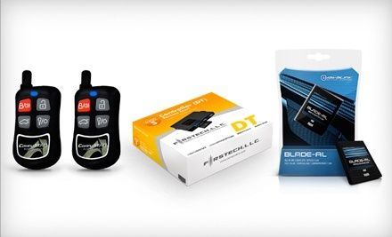 $199 for a CompuStar Remote Car Starter with Installation ($400 Value)