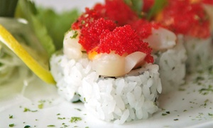 Restaurant Tora: $17 for $30 Worth of Sushi and Japanese Cuisine for Dinner at Restaurant Tora