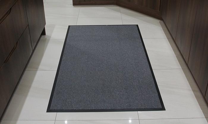 the dirt barrier mats