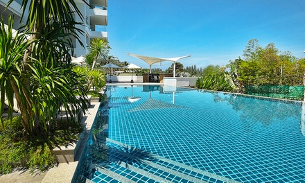 Thailand, Phuket:  Up to 10-Night Stay in Two-Bedroom Apartment for Four People with Breakfast at Sansuri Resort Phuket