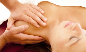Corey Chiropractic: 60-Minute Massage with Aromatherapy Treatment and Optional Exam, Consultation, and Adjustment at Corey Chiropractic