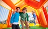 GameOn - Los Angeles: Half-Day or Full-Day Bounce House Rental with Optional Table and Chair from GameOn (Up to 56% Off)