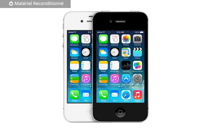 Iphone 4s 32go Blanc Reconditionne