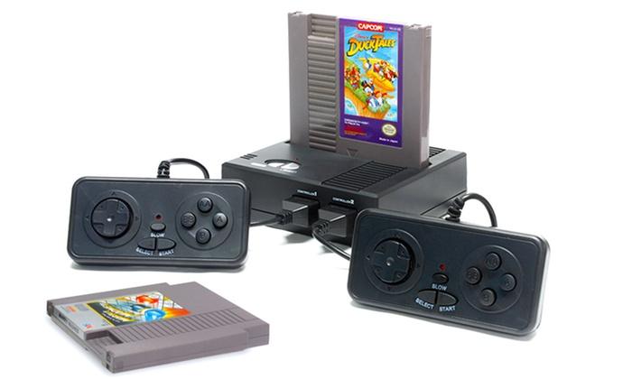 Hyperkin Retron1 NES System: Hyperkin Retron1 NES System in Black, Red, or Silver. Free Returns.