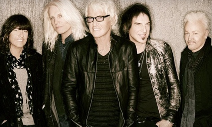The Midwest Rock 'N Roll Express with REO Speedwagon, Styx, and Ted Nugent - Ford Center: The Midwest Rock 'n' Roll Express 2013 Featuring REO Speedwagon, Styx, and Ted Nugent at Ford Center on May 15 at 7 p.m.