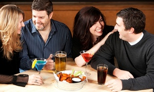 Rivers Casino: Steakhouse Cuisine for Two or Four at Andrew's Steak & Seafood (Up to 55% Off). Four Options Available.