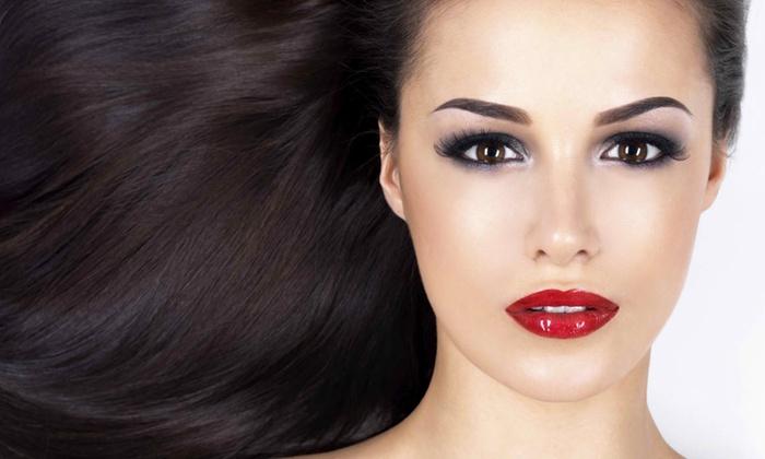 Glamorous Hair Studio - Marisol Murillo - Galleria Village: Brazilian Blowout with Haircut at  Marisol Murillo at Glamorous Hair Studio  (Up to 71% Off)